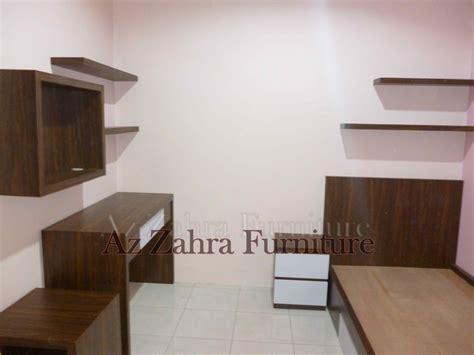 desain furniture kamar kos mebel kamar kost minimalis jakarta azzahra furniture