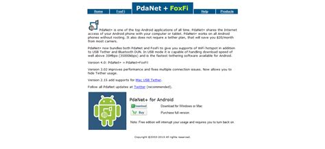 pdanet co android computers and nothing else tether drivers for windows