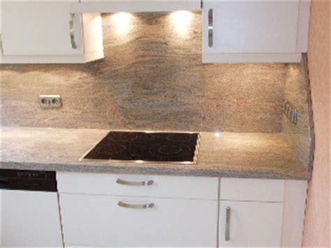 naturstein arbeitsplatte küche arbeitsplattenbilder f 195 188 r die k 195 188 che