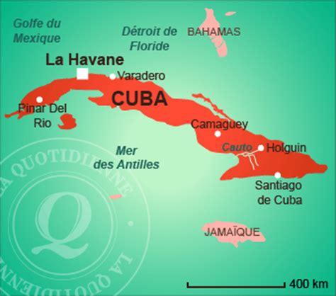 Lettre De Mission Visa 12 Viii D échange Culturel Cuba Guide Des Destinations Laquotidienne Fr