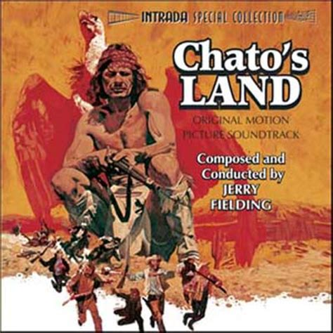 chato s jerry fielding s score for quot chato s land quot released on cd