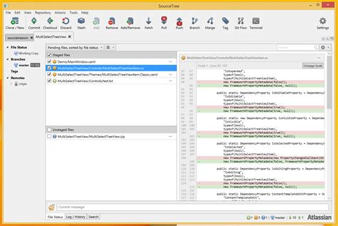 git tutorial with sourcetree sourcetree for windows 1 6 now available sourcetree blog