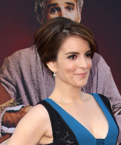 what type of hair does tina fey have tina fey hairstyles in 2018