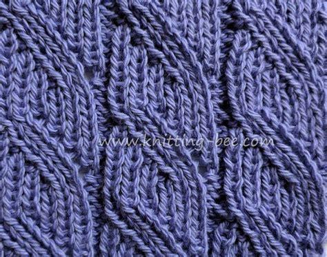 rib stitch knitting rib stitches 14 free knitting patterns