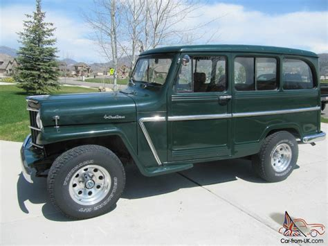 jeep wagon for sale 1962 willys station wagon