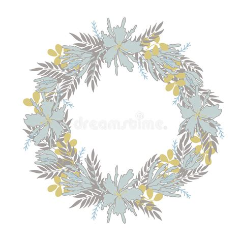new year flower colors floral frame stock vector image of greeting