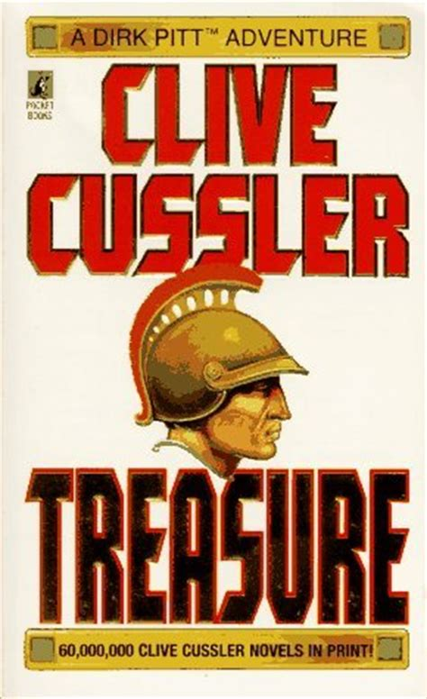 treasure dirk pitt 9 by clive cussler reviews discussion bookclubs lists