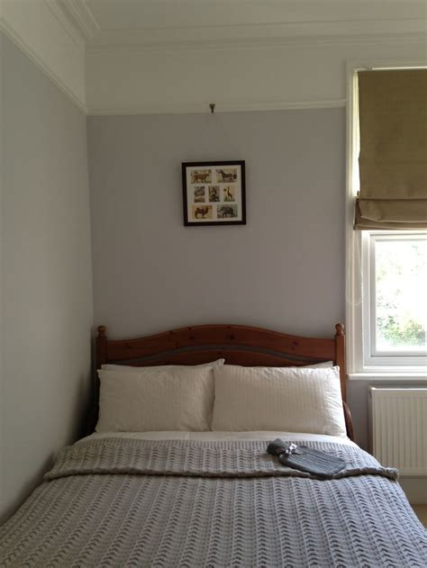 dulux polished pebble room dreams picture rail paint colours and spare room