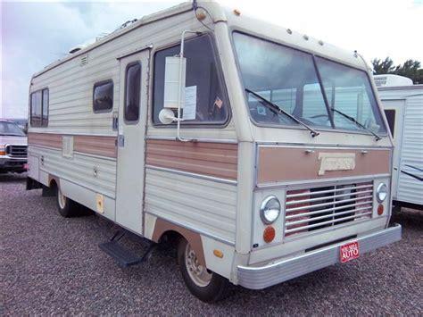 Used Rvs 1977 Titan Rv 1977 Titan 24 Mt Motorhome 3 795 You Sell Auto