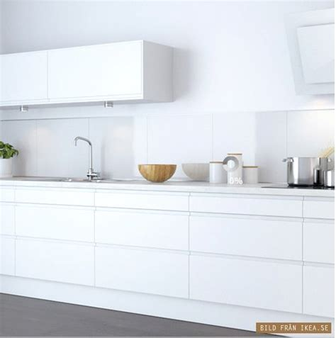 27 Best Ikea Voxtorp White Images On Pinterest Kitchen Ikea Kitchen Cabinets White