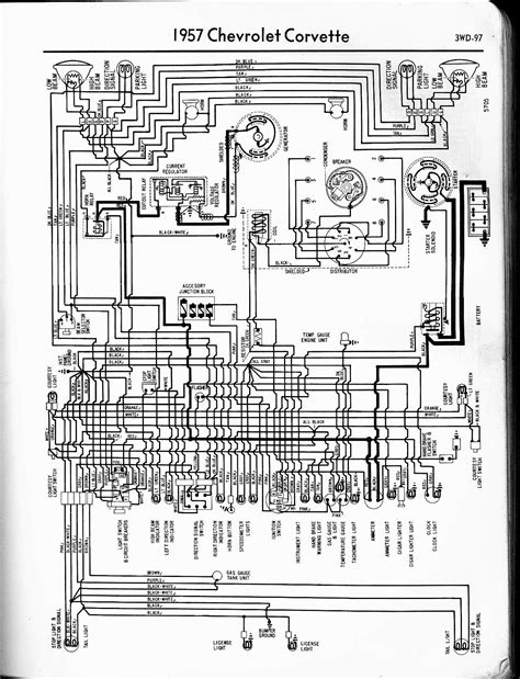 wiring diagram 57 chevy bel air wiring wiring diagram