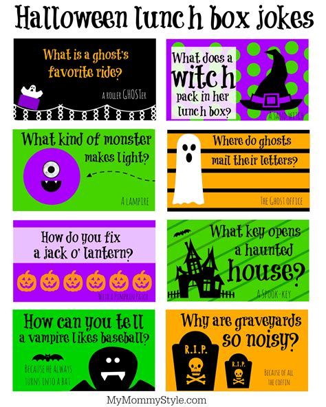 printable halloween jokes and riddles 20 halloween mantel decorating ideas my mommy style