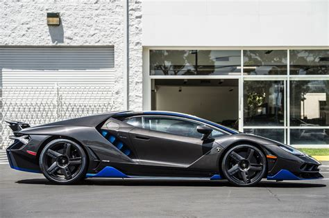 first lamborghini lamborghini centenario delivered to first u s customer