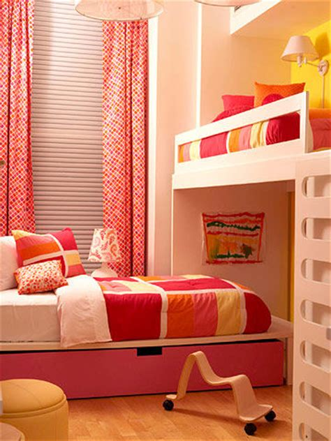 Red And White Bedroom Ideas creative ideas for shared spaces