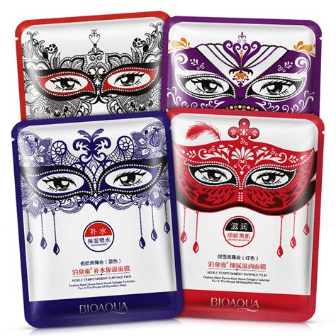 Bioaqua Mask bioaqua mask masks smooth mask moisturizing whitening