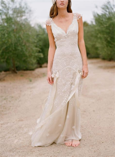 Brautkleider Landhausstil by Gowns For A Glamorous Country Style Wedding Rustic