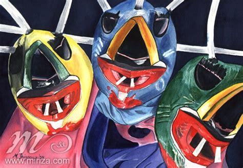 Maskara Rivera vejigante masks vejigantes