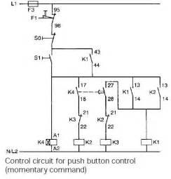 typical circuit diagram of star delta starter plc plc