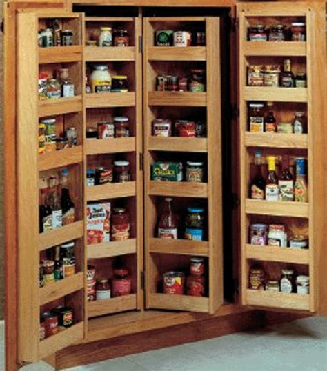 Pantry Storage Unit pantry shelving units for smart home storage home interiors