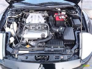 Mitsubishi 3 0 V6 Engine 2003 Mitsubishi Eclipse Gt Coupe 3 0 Liter Sohc 24 Valve