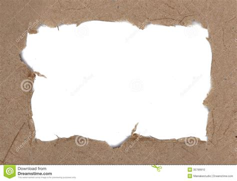 ripped paper stock photo image 35799910