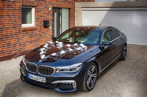 Hochzeits Auto by Hochzeit Mit Unserem 7er Bmw Als Hochzeitsauto