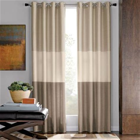 studio curtain panels studio trio grommet top curtain panel found at jcpenney