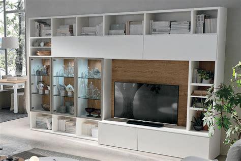 libreria per soggiorno librerie componibili a spalla mobili per il soggiorno