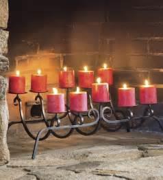 candelabra fireplace grate bedroom