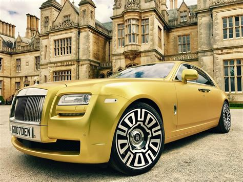gold rolls royce man selling rolls royce ghost not for gold but bitcoins