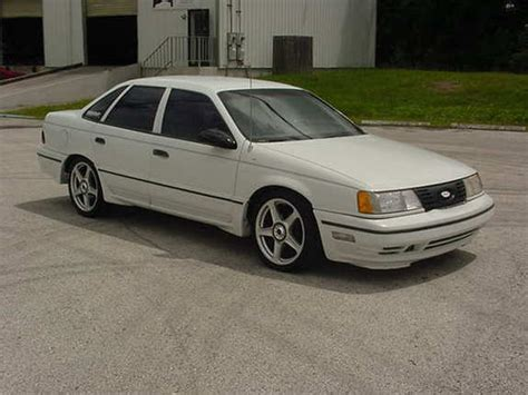 how to learn about cars 1990 ford taurus lane departure warning turbosho 1990 ford taurus specs photos modification info at cardomain