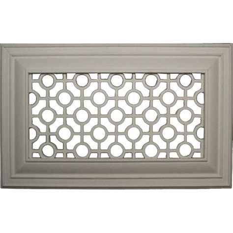 wall air vents grilles resin grille air return and heat register vent covers