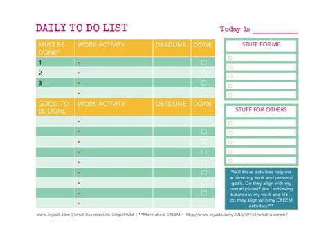 daily work to do list template daily work to do list template templates data