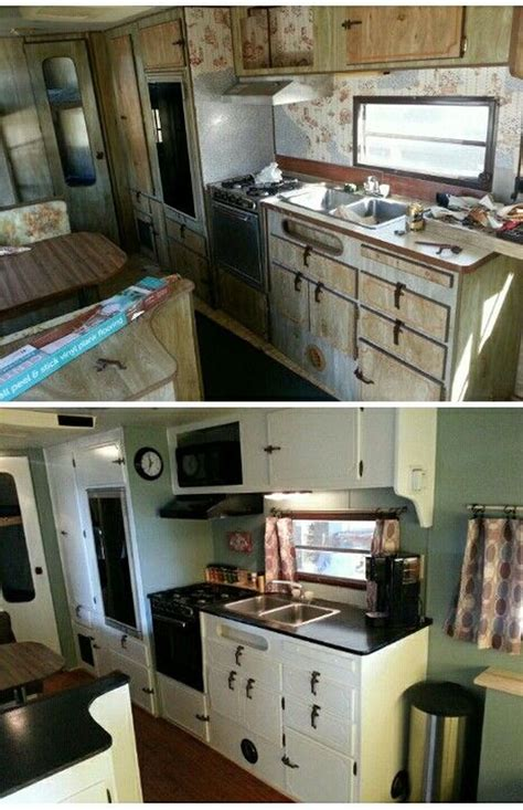 interior remodeling ideas before and after rv cer interior remodeling 17 decomg