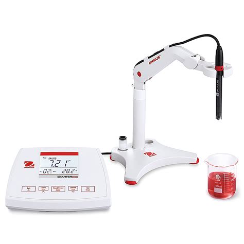 phs lab bench ohaus starter 3100 ph bench nicol scales