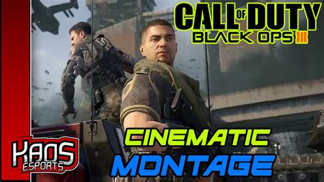 Kaos Black Ops 3 black ops 3 cinematic montage