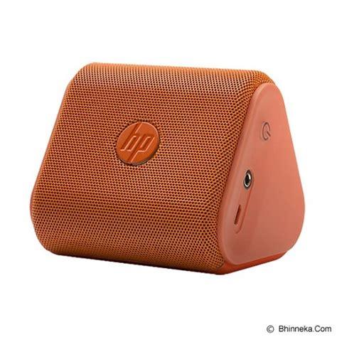 jual hp roar mini bluetooth speaker g1k48aa orange murah bhinneka