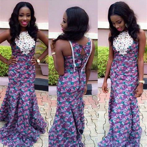 trendy nigerian styles best 5 ankara styles for ladies 2017 fashion and