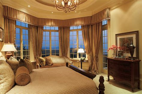 Mediterranean Bedroom Design Marc Interior Design