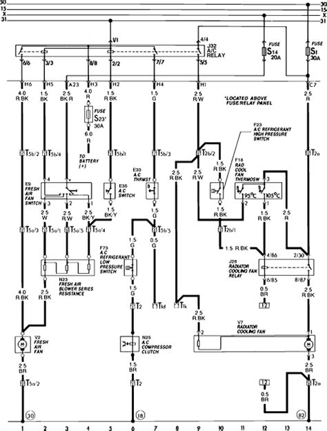 basic ac wiring diagrams 2003 vw beetle 2003 subaru wrx