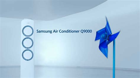 Ac Q9000 samsung cac floor standing q9000 redefining system air