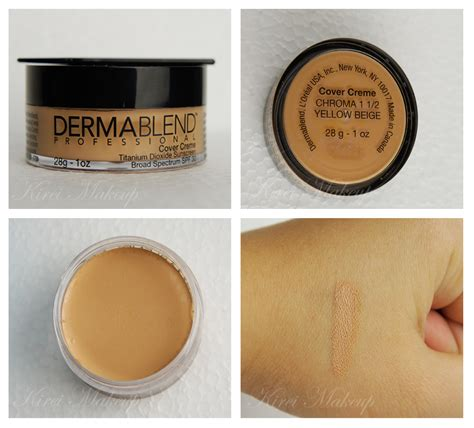 Dermablend Cover Creme dermablend cover creme review sponsored kirei makeup