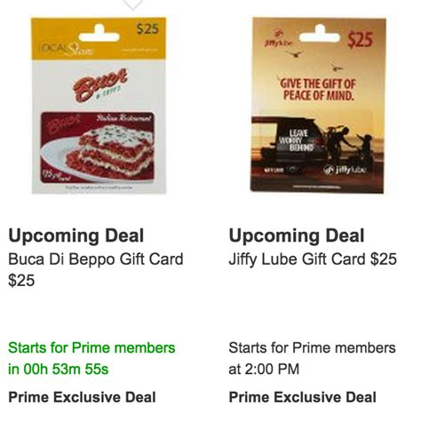 Amazon Prime Gift Card Deal 2015 - amazon prime day master list of deals jungle deals blog