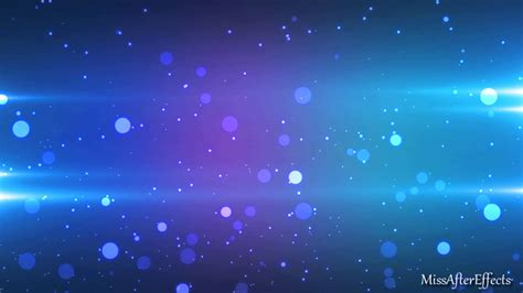 free motion graphic templates colorful galaxy bokeh effect background free