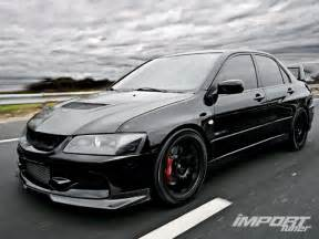 Mitsubishi Evolution 9 Mitsubishi Lancer Evo 9 Picture 12 Reviews News