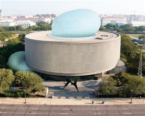 Hirshhorn Museum And Sculpture Garden by Hirshhorn Museum And Sculpture Garden Seasonal Expansion