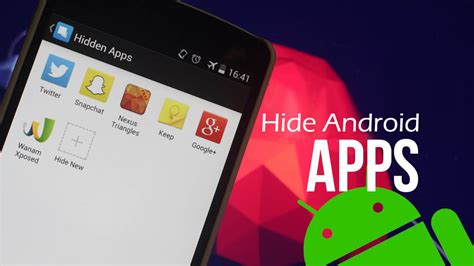 how to hide apps android how to hide apps on android without rooting techindroid