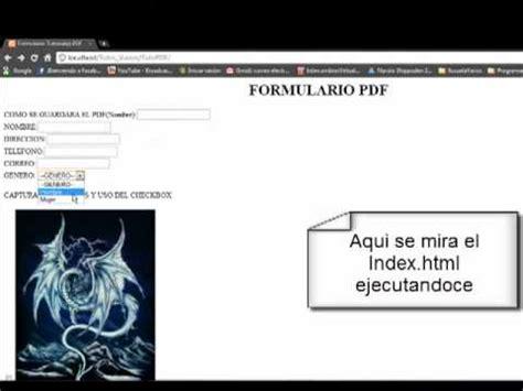 tutorial php codeigniter pdf reportes en pdf con php codeigniter doovi