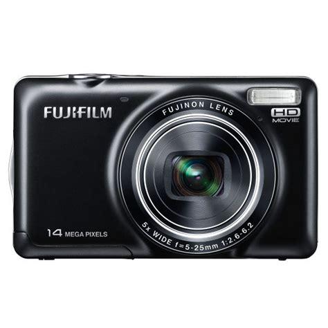 Fuji FinePix JX370 14 Megapixels Digital Camera (Black
