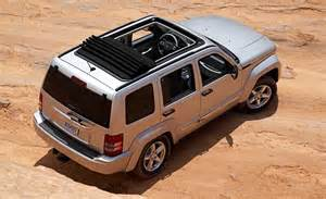 Jeep Liberty Sky Slider 2008 Jeep Liberty Sky Slider Two Row Sunroof Car And